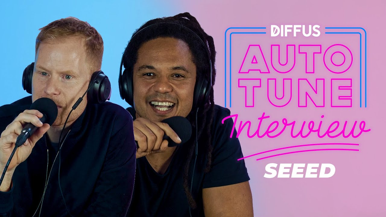 Seeed Auto-Tune Interview @ DIFFUS [10/3/2019]