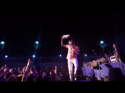 Bass Odyssey Round 1 @ Welcome To Jamrock Cruise Clash 2015 [12/8/2015]