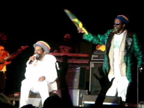 Cocoa Tea - Long Beach, CA, United States @ Long Beach Sports Arena [2/21/2010]