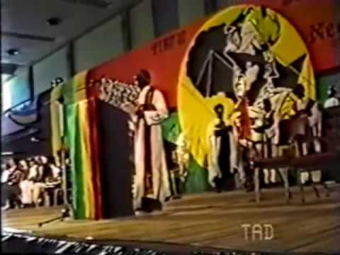 Peter Tosh - A Celebration Of His Life #2 [9/25/1987]