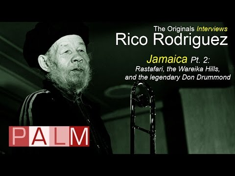 Interview with Rico Rodriguez - Jamaica #2 [1/7/2016]
