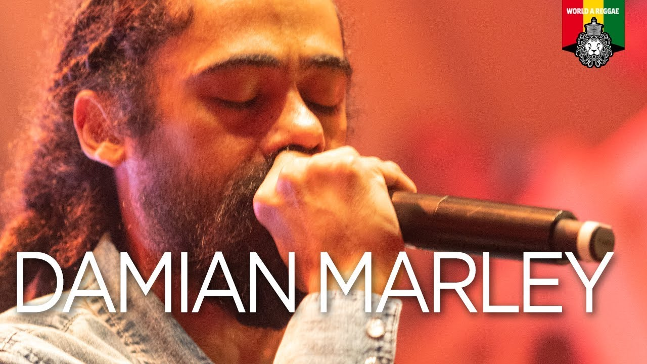 Damian Marley in Amsterdam, Netherlands @ Paradiso [7/10/2018]