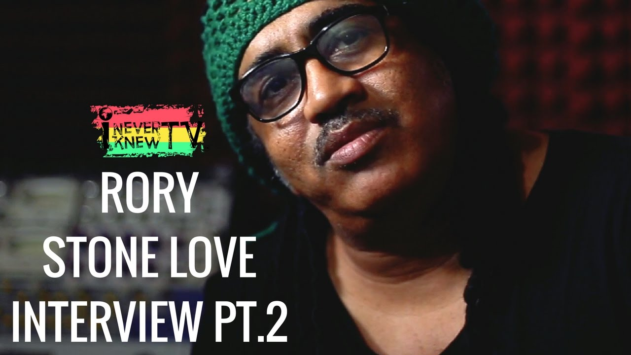 Interview with Rory Stone Love #2 @ I NEVER KNEW TV [5/21/2017]