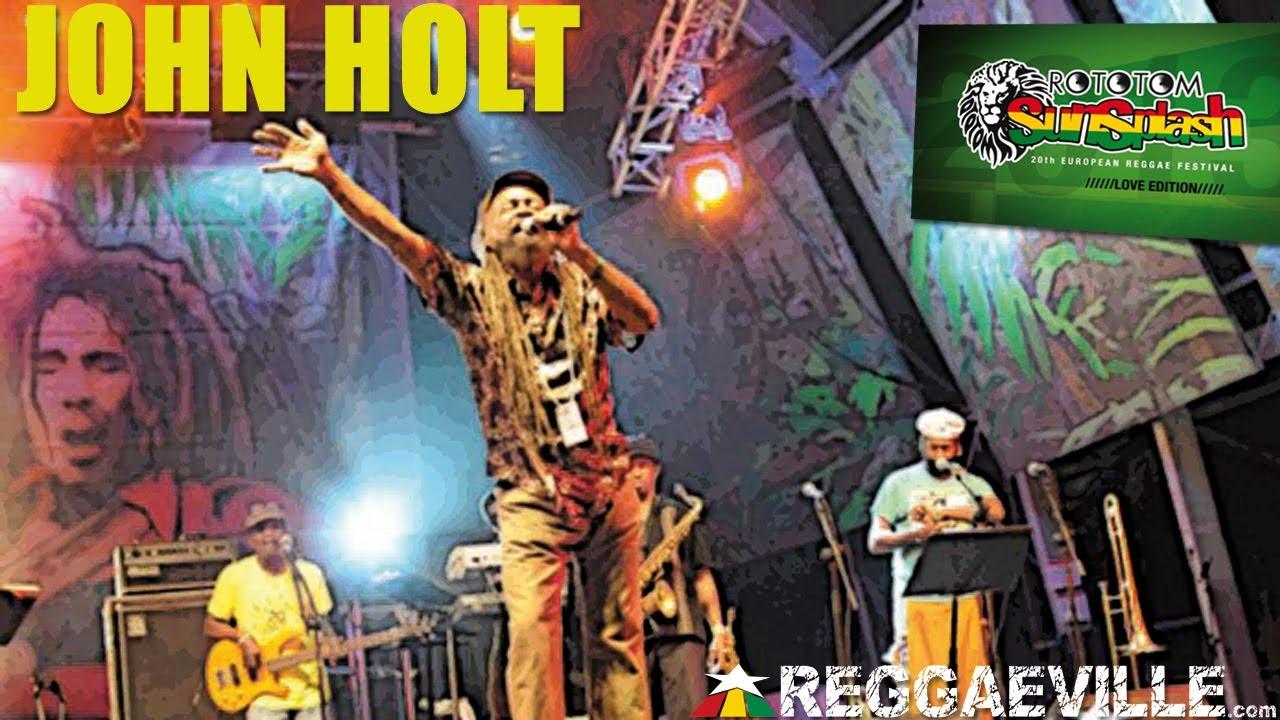 John Holt - Ali Baba @ Rototom Sunsplash 2013 [8/23/2013]