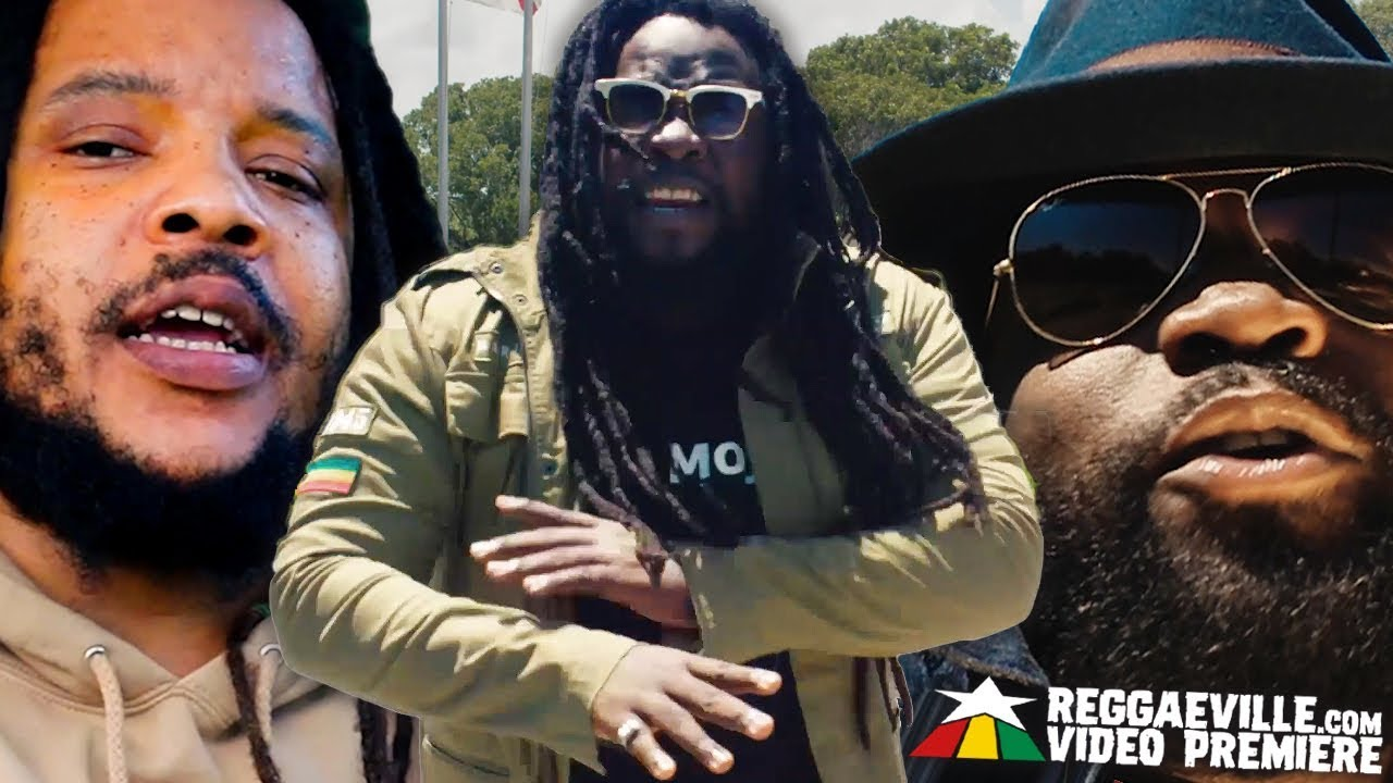 Mojo Morgan feat. Stephen Marley & Gramps Morgan - Be Free [9/20/2018]