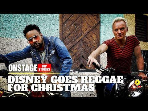 Disney Goes Reggae For Christmas Lead By Shaggy & Sting [11/11/2019]