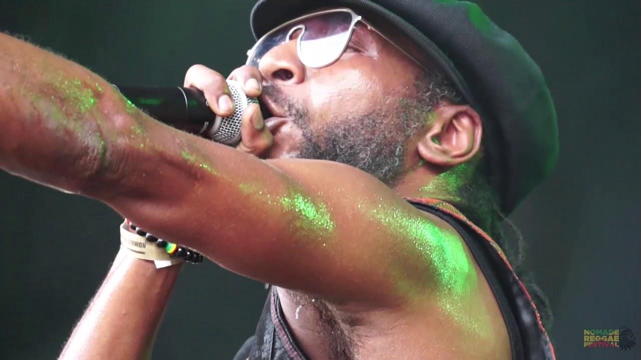 Tiwony @ Nomade Reggae Festival 2019 [8/4/2019]