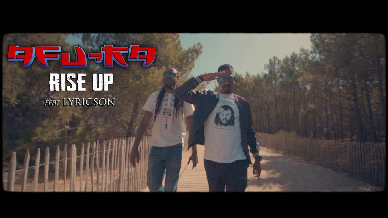 Afu-Ra feat. Lyricson - Rise Up [12/20/2019]