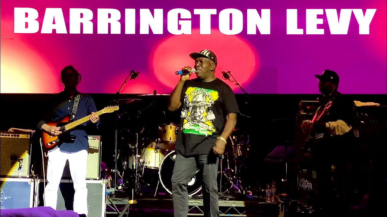 Barrington Levy in Brixton @ o2 Academy [2/23/2020]