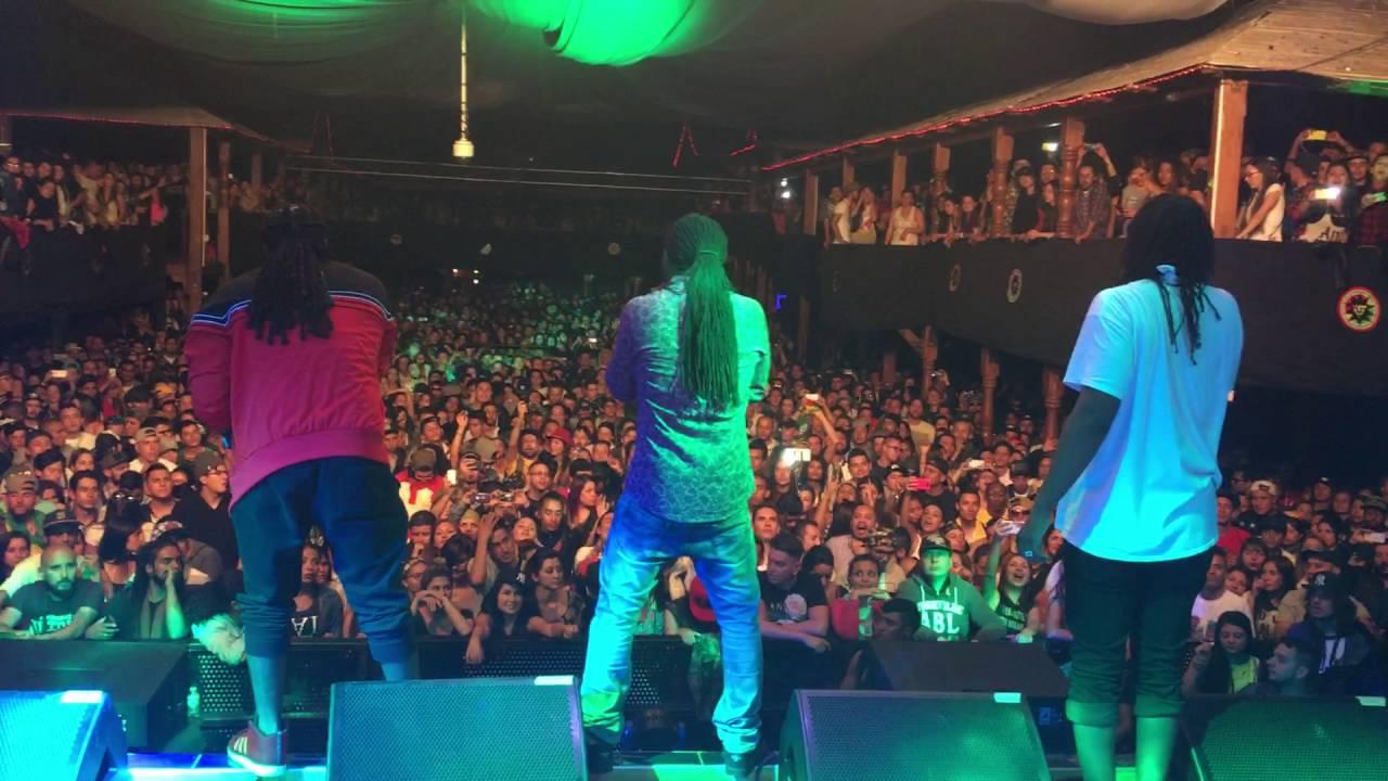 TOK in Bogota, Columbia @ Jamming Festival 2016 [6/5/2016]