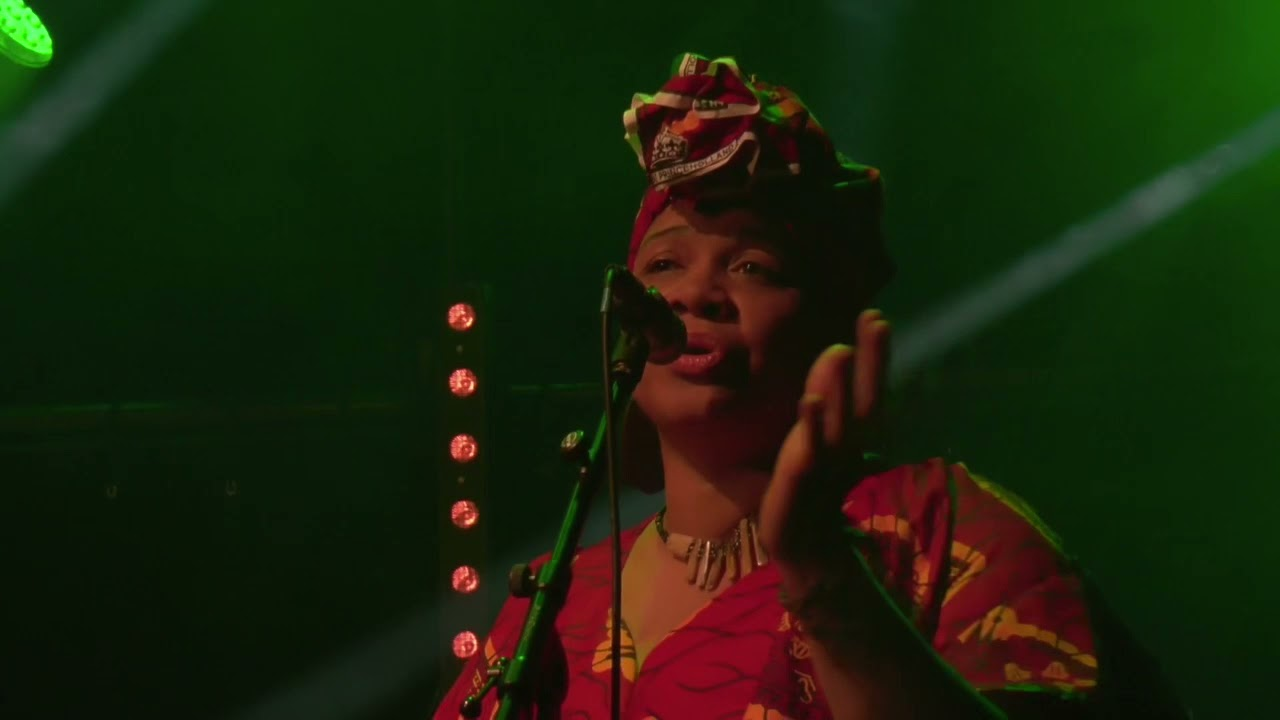 Miriam Simone & The Noble Chanters - Mount Zion [7/8/2021]