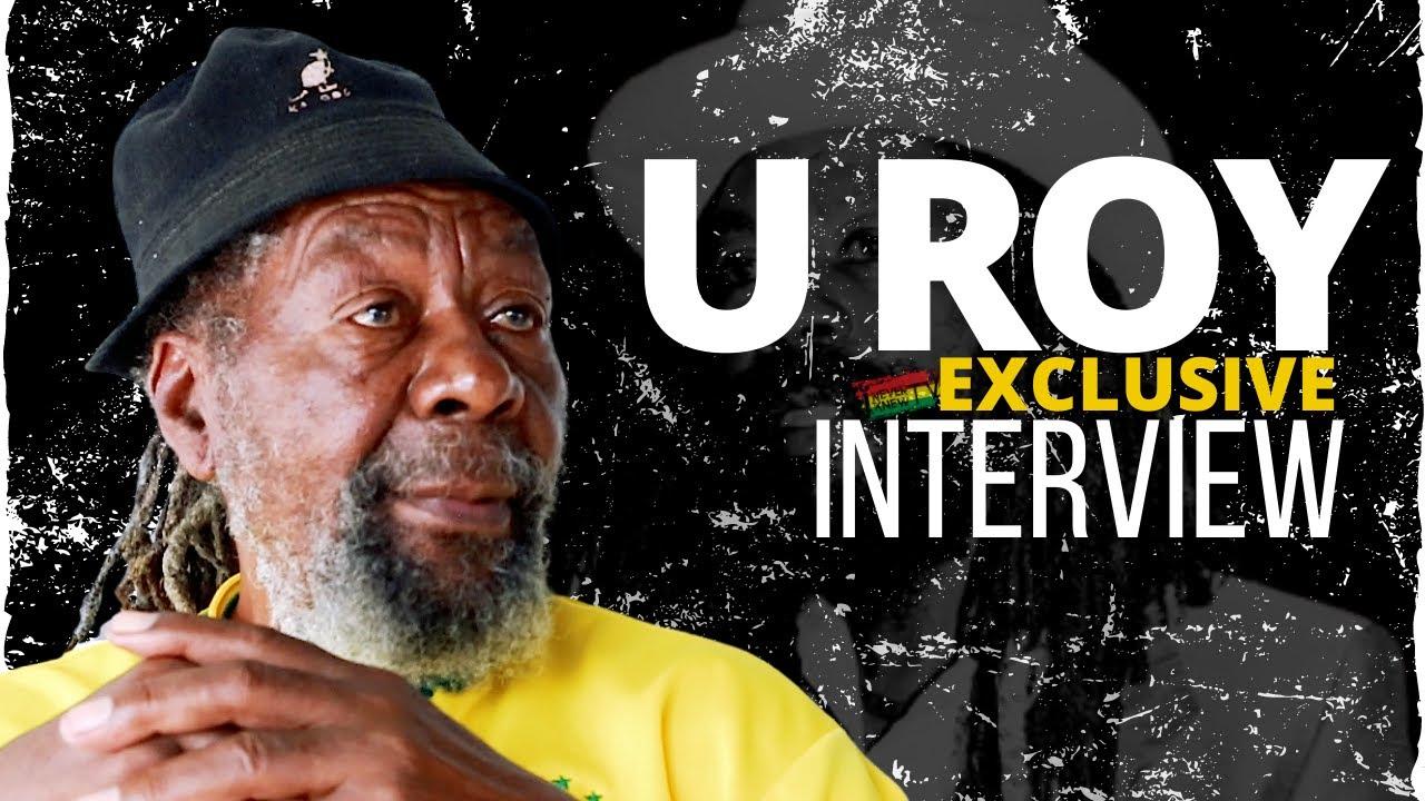 U-Roy Interview @I NEVER KNEW TV [2/25/2021]