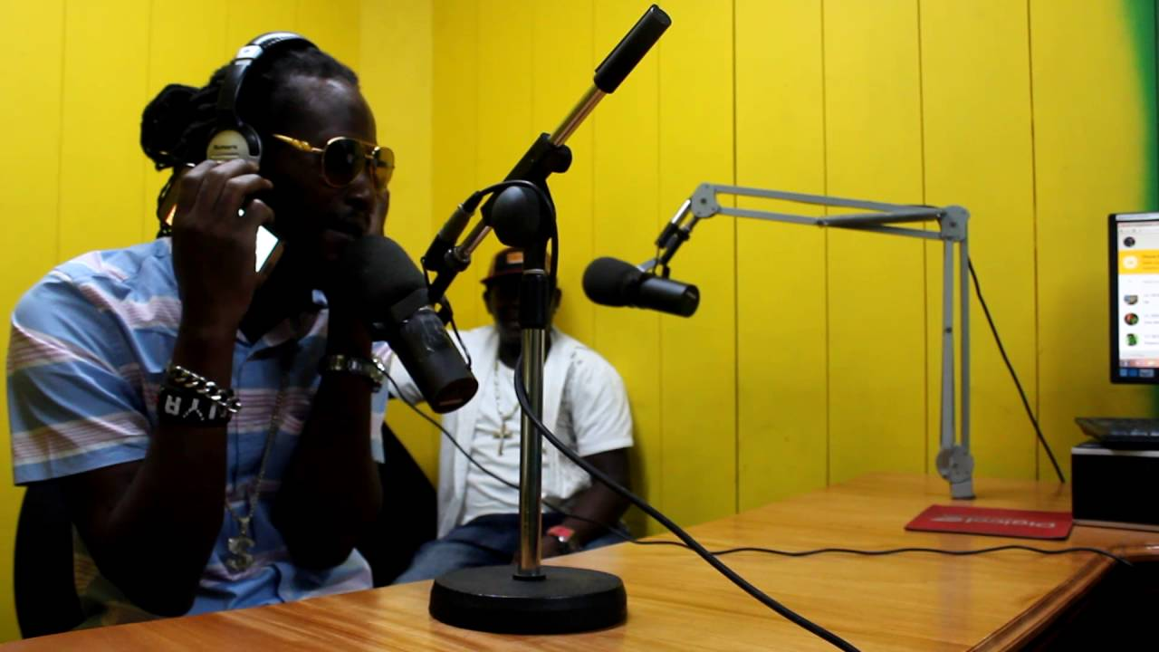 Interview with Natty King @ Suncity 104.9FM [6/17/2016]