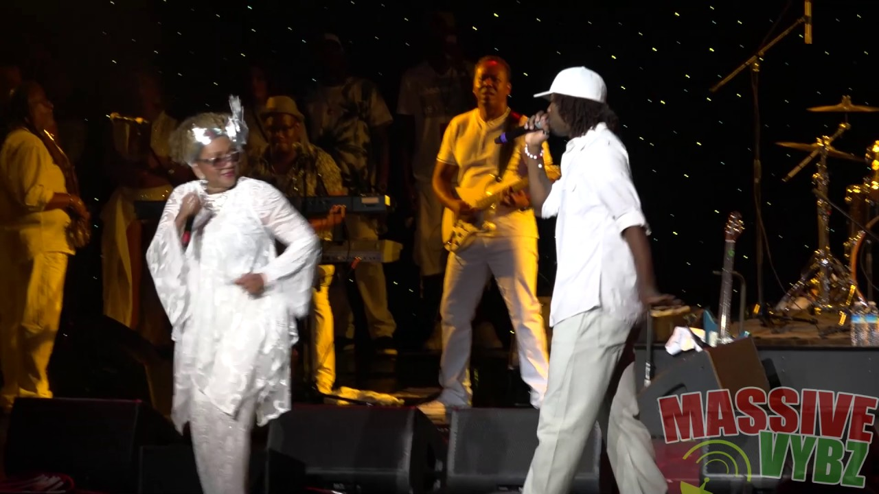 Marcia Griffiths @ Welcome To Jamrock Reggae Cruise 2016 [11/15/2016]