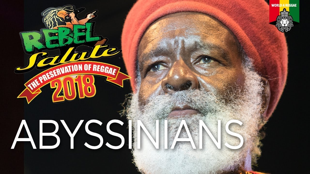 The Abyssinians @ Rebel Salute 2018 [1/12/2018]