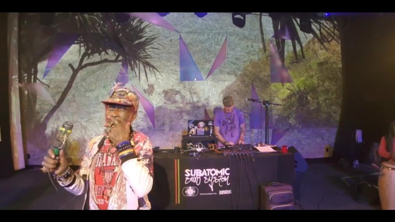 Lee Scratch Perry & Subatomic Sound System - Blackboard Jungle Dub in Brooklyn, NY [3/21/2019]