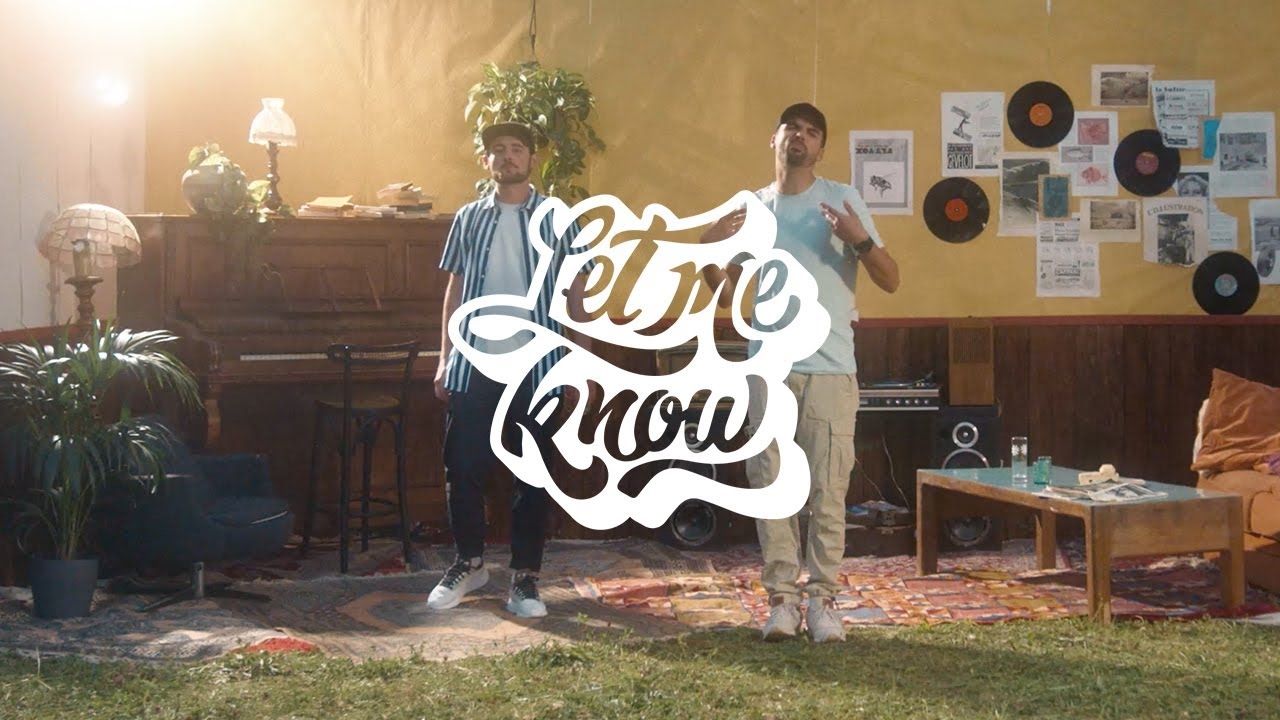 Jahneration - Let Me Know [6/18/2021]