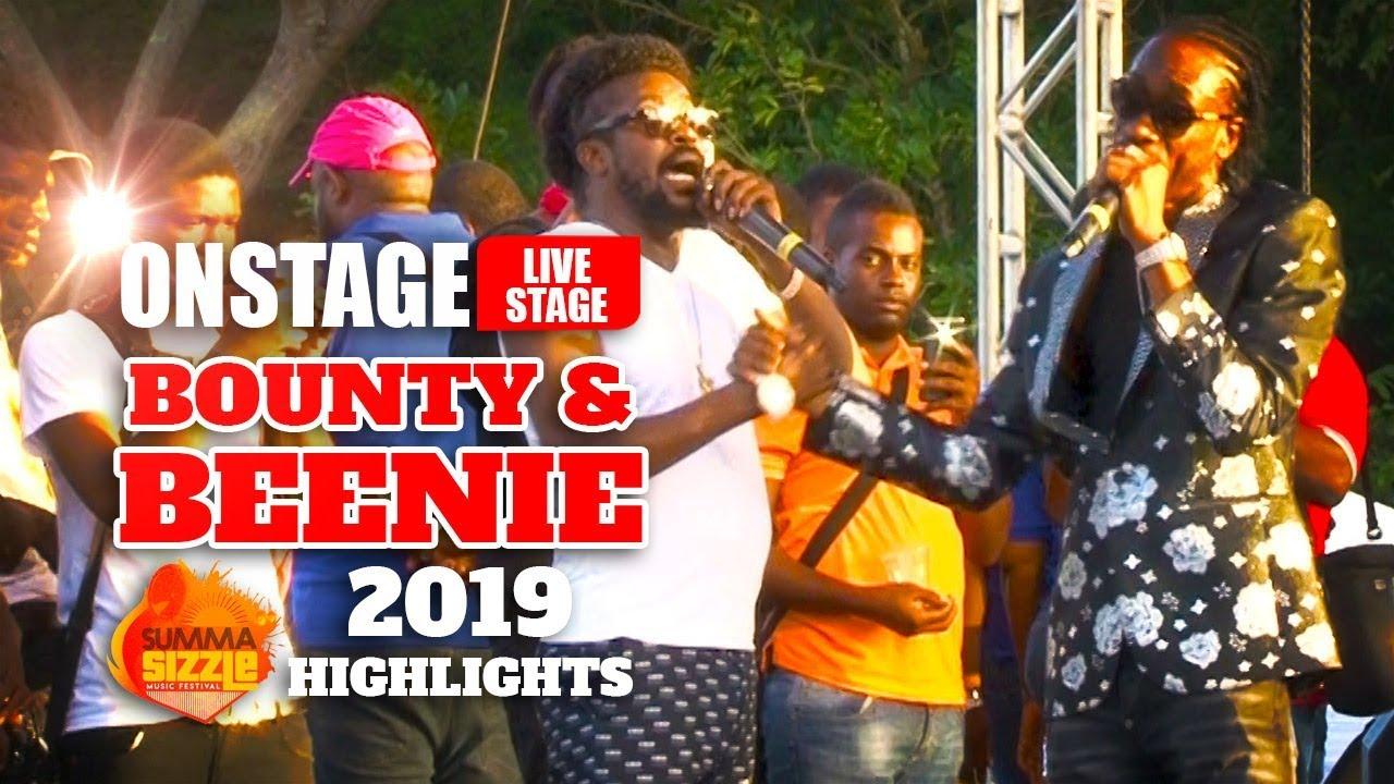Beenie Man & Bounty Killer @Summa Sizzle Music Festival 2019 [8/10/2019]