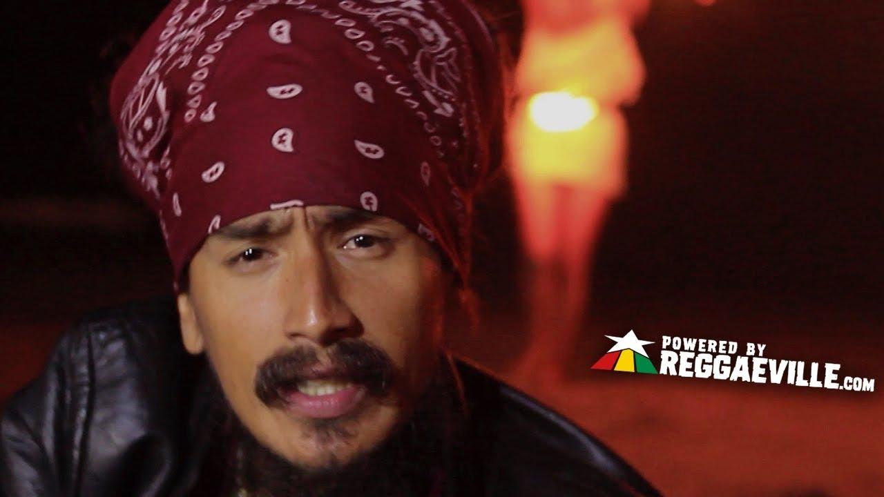 Ras Dante Guerrero - I Love Jah [9/19/2018]