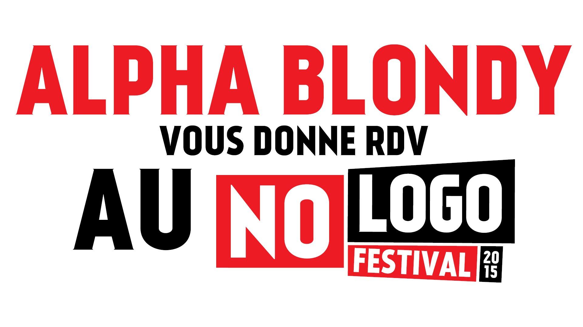Alpha Blondy @ No Logo Festival 2015 (Drop) [8/6/2015]
