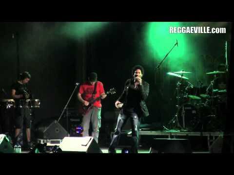 Bryan Art @Reggae Jam [8/5/2011]