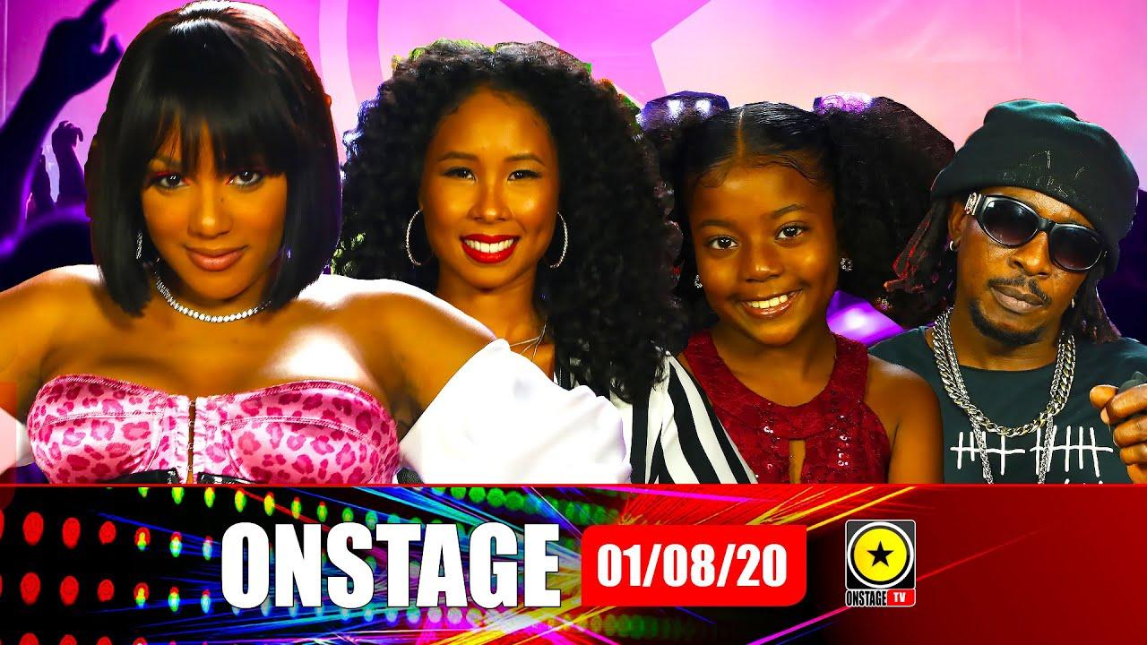 Ishawna, Teshae, Frisco Kid, Nicole Chinshue @ OnStage TV [8/1/2020]