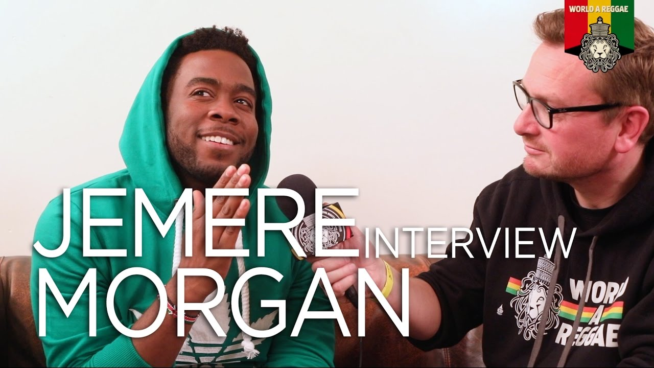 Interview With Jemere Morgan @ World A Reggae [5/10/2017]