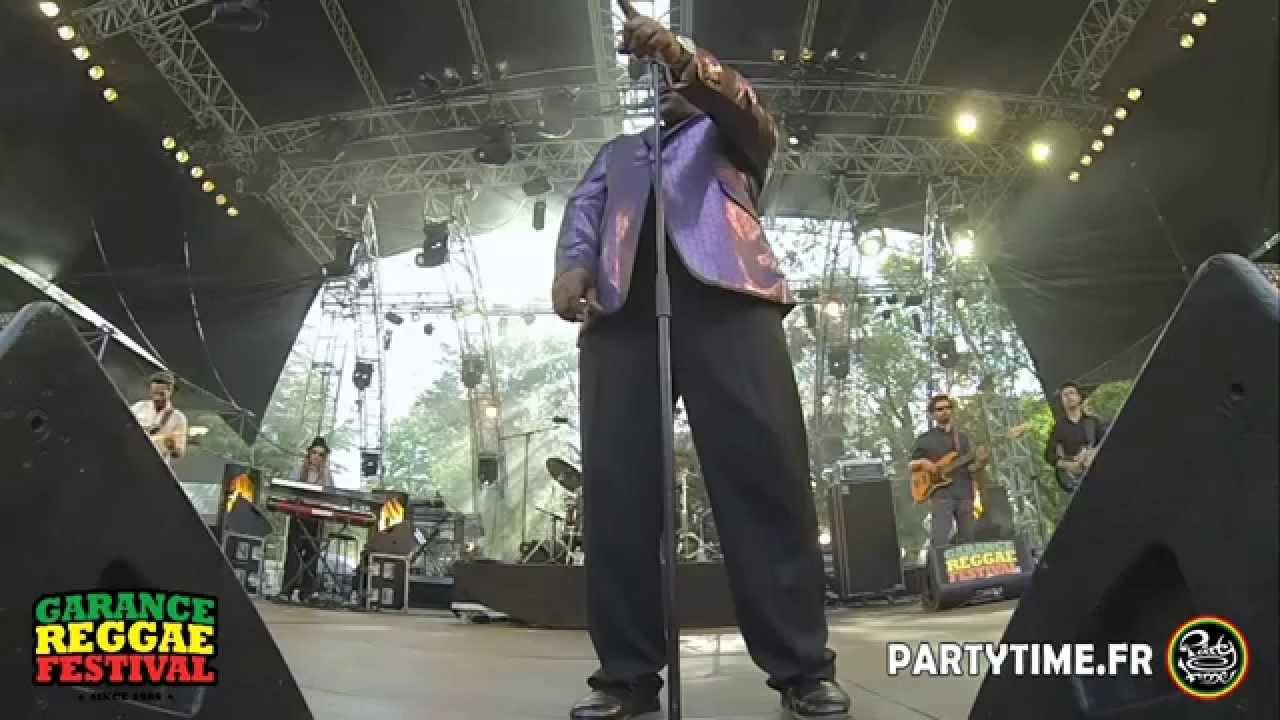 Alpheus @ Garance Reggae Festival 2014 [7/26/2014]