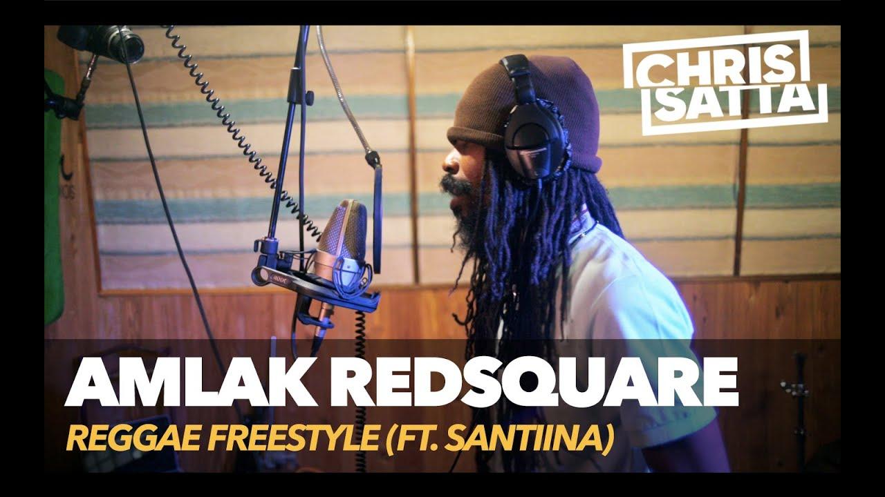 RedSquare & Santiina - Freestyle @ Chris Satta [6/7/2021]