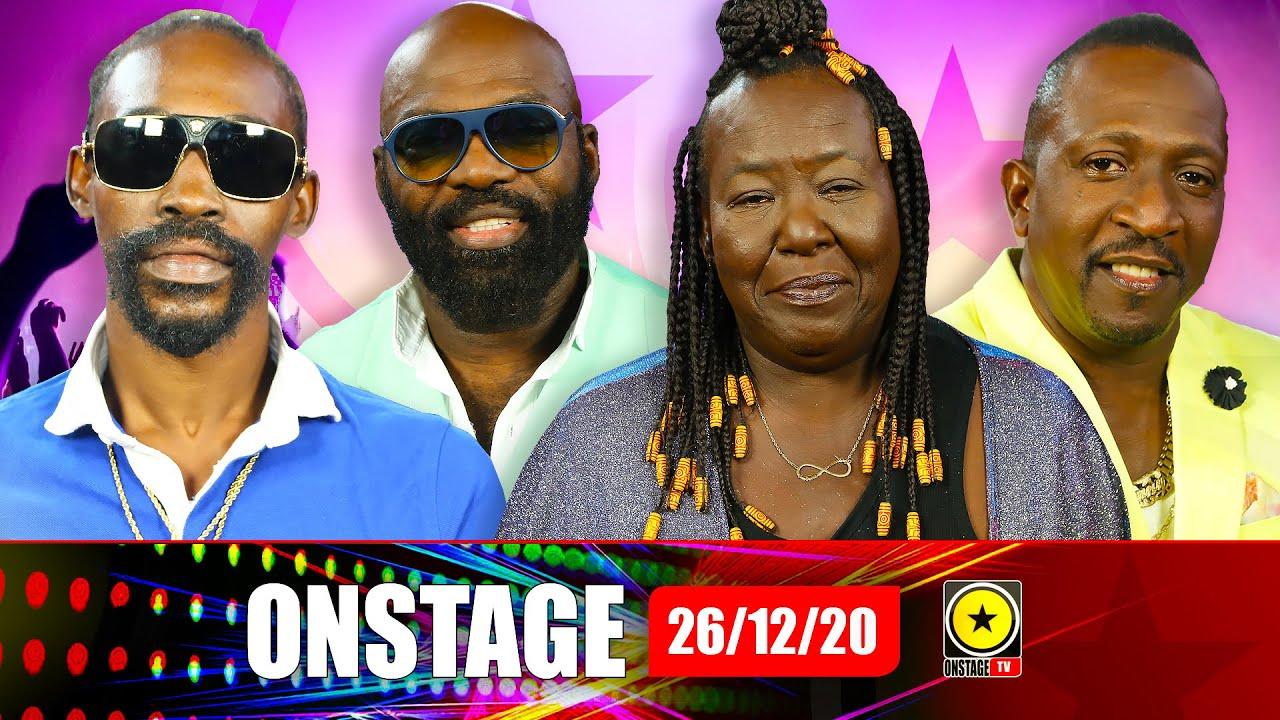 Yvonne Sterling, Richie Stephens, Munga, Little Lenny @ OnStage TV [12/26/2020]
