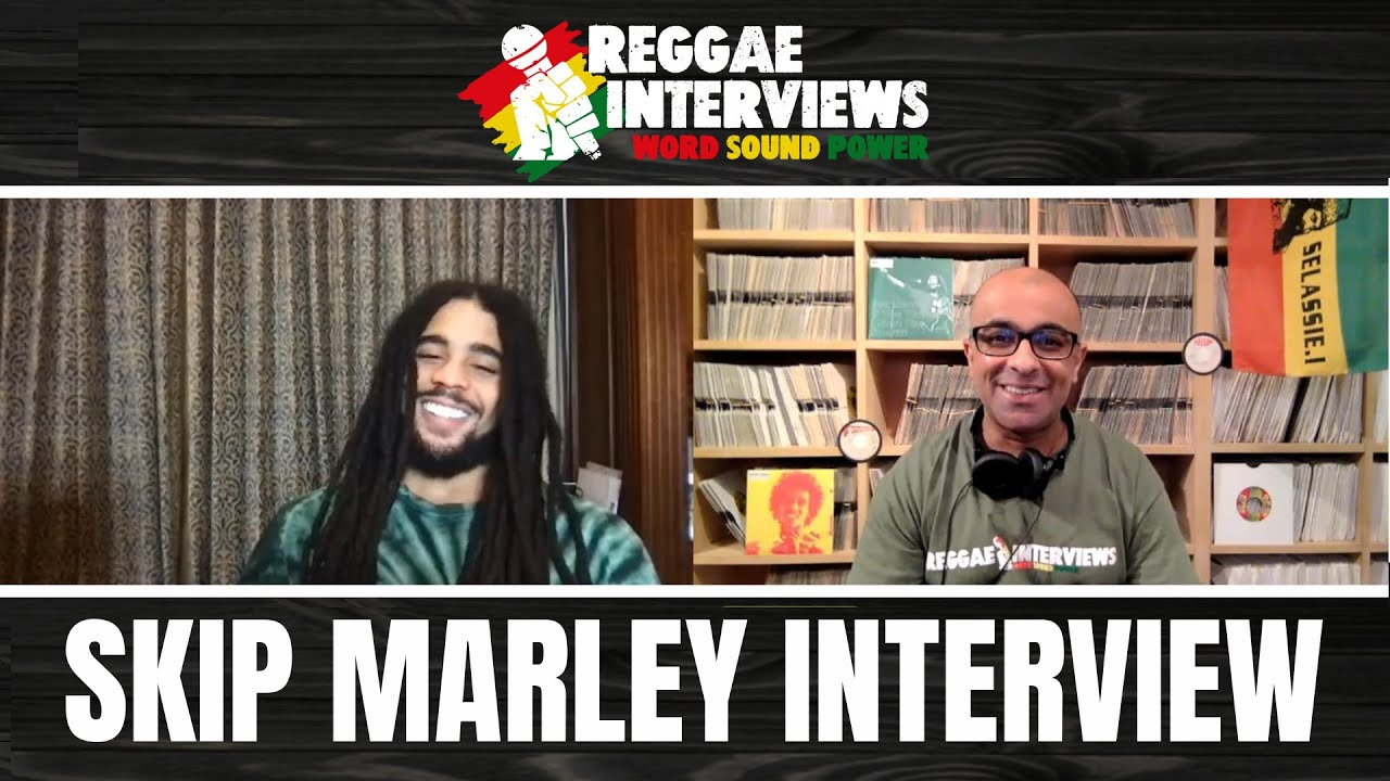 Skip Marley @ Reggae Interviews [1/28/2021]