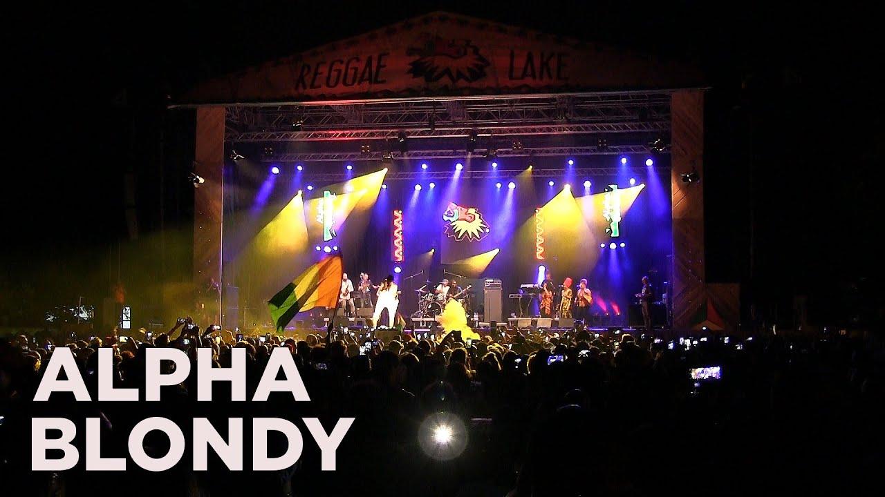 Alpha Blondy & the Solar System @ Amsterdam Reggae Lake Festival 2019 [8/25/2019]