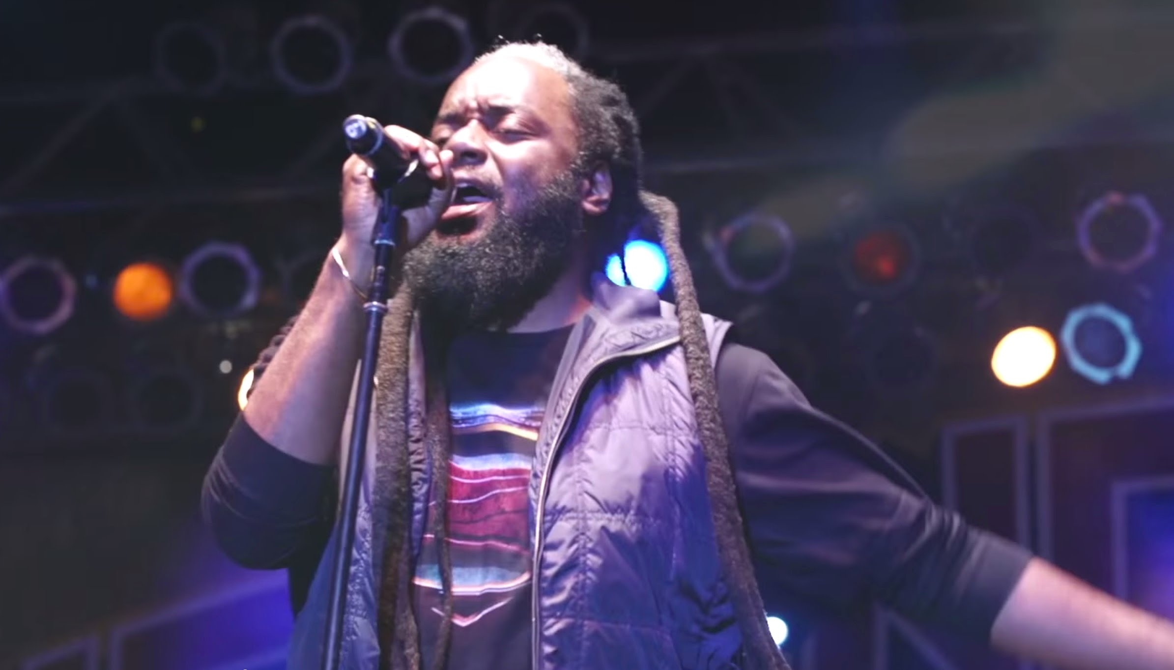 Interview with Morgan Heritage @ Island Reggae Festival 2015 [7/4/2015]