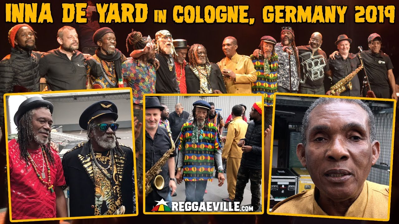 Inna De Yard feat. Ken Boothe, Horace Andy, Winston McAnuff in Cologne, Germany [6/11/2019]