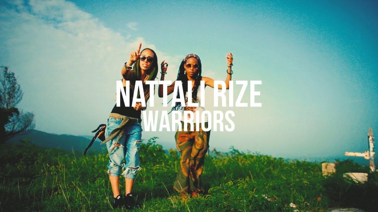 Nattali Rize - Warriors [1/28/2018]