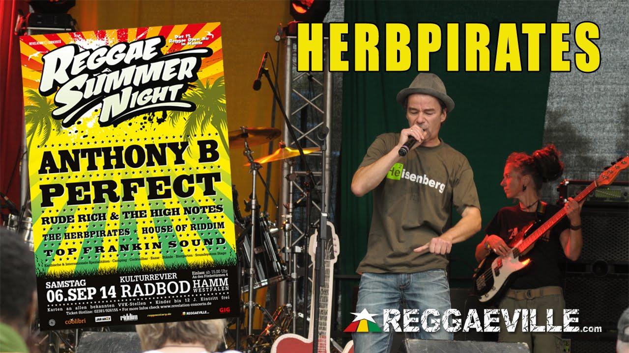 Herbpirates - Fascist Man @ Reggae Summer Night 2014 [9/6/2014]