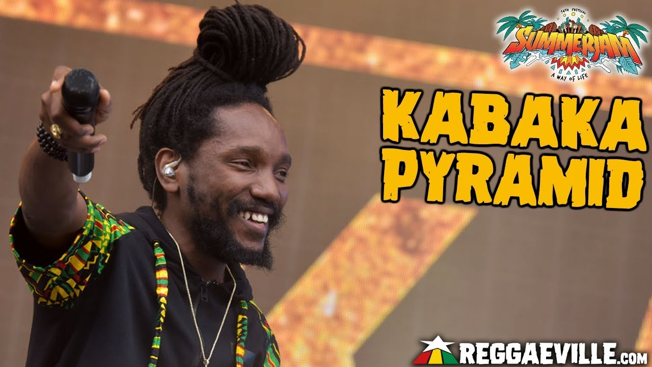Kabaka Pyramid - Can't Breathe @ SummerJam 2019 [7/6/2019]