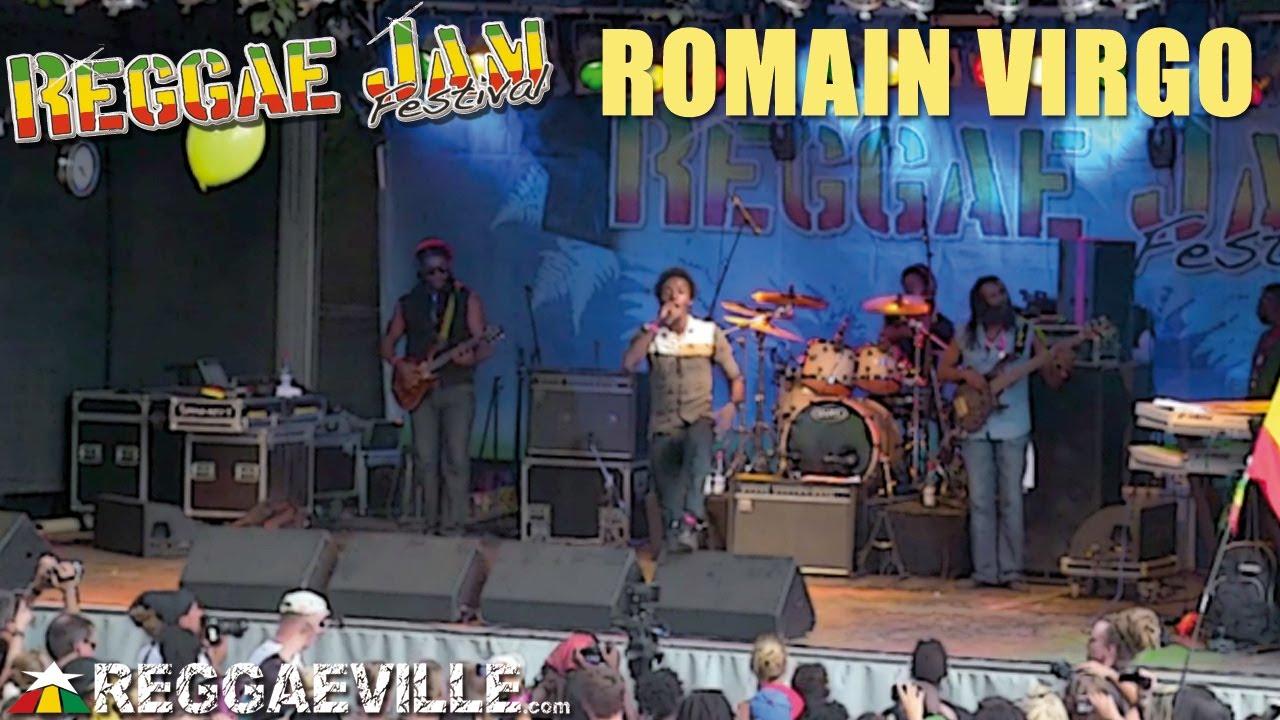 Romain Virgo @Reggae Jam [8/4/2013]