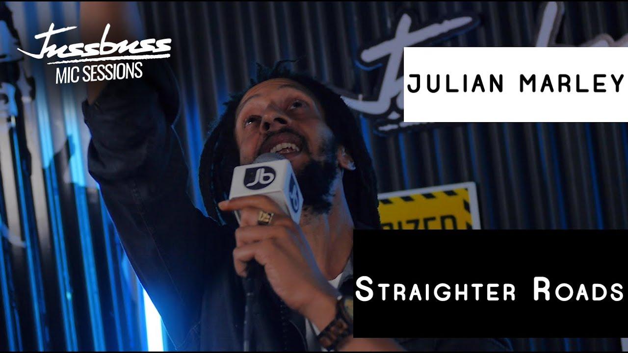 Julian Marley - Straighter Roads @ Jussbuss Mic Sessions [3/29/2020]