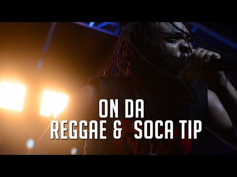 Machel Montano, Barrington Levy, Collie Buddz, Gyptian, Konshens @ On Da Reggae & Soca Tip 2015 [9/4/2015]