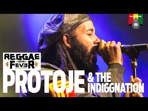 Protoje @ Reggae Fever - Utrecht 2016 [6/26/2016]