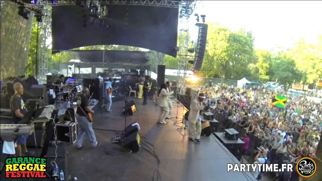 Tamlins @ Garance Reggae Festival [7/26/2013]