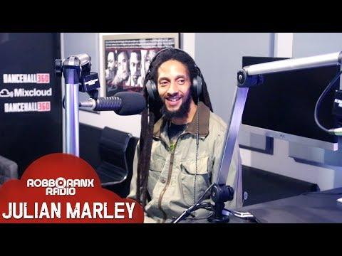 Julian Marley Interview @Robbo Ranx Radio [6/12/2018]