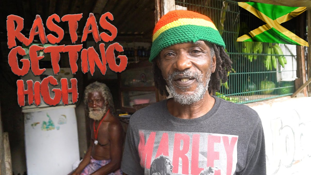 Backpacking Simon - Hanging Out With Two Rasta Friends in Jamaica [1/13/2020]