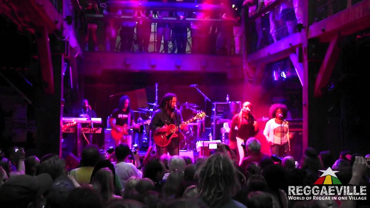 Stephen Marley in Hamburg, Germany [6/30/2012]