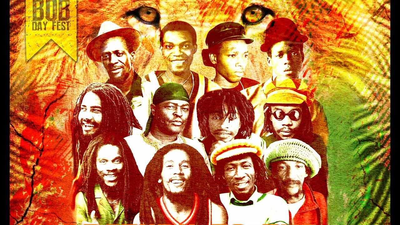Tribute the Reggae Legends 2019 (Trailer) [1/23/2019]