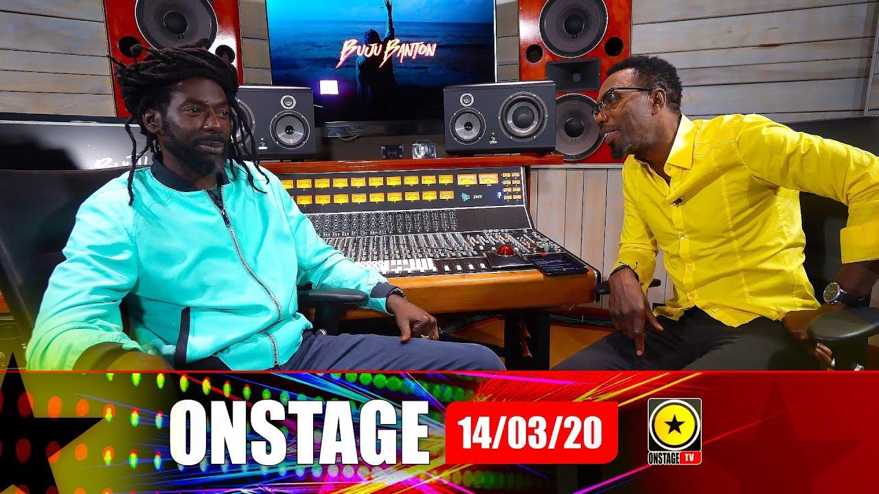 Buju Banton Interview @OnStage TV [3/14/2020]