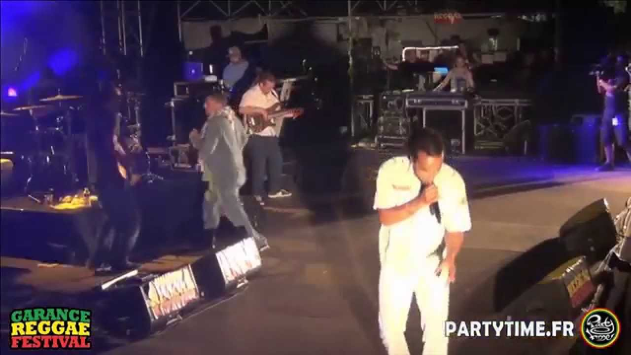 Garance Reggae Festival 2014 @ Party Time (Teaser) [7/25/2014]