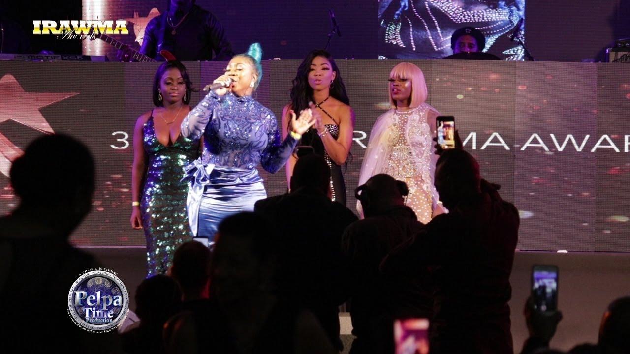 Spice, D'Angel, Mutabaruka, Tony Rebel @IRAWMA 2019 [5/11/2019]