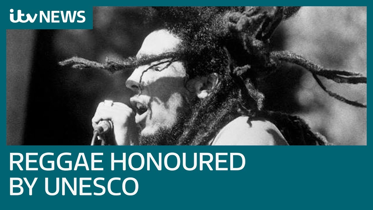 Reggae Music's Cultural Significance Honoured by UNESCO @ ITV News [11/29/2018]